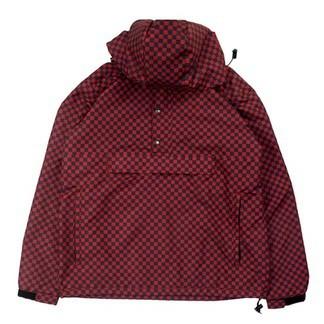 Supreme x TNF Checkered Jacket
