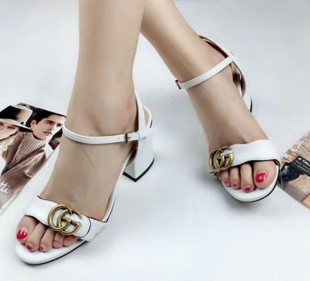 Gucci Marmont City Sandals