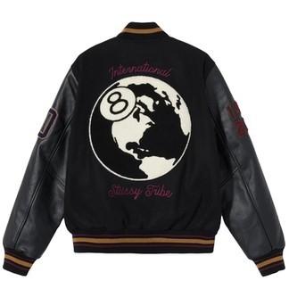 Stussy 40th Anniversary Varsity Jacket