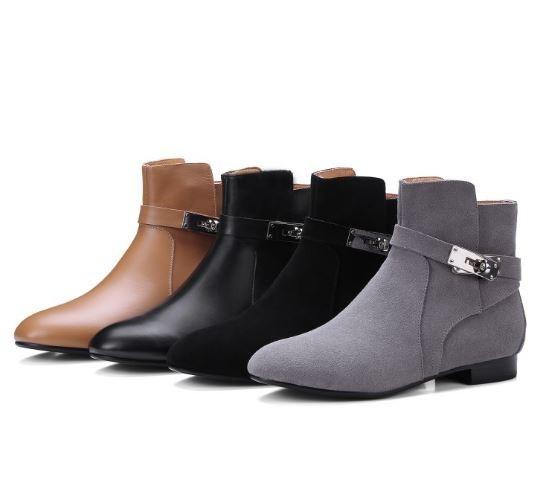 Kelly Boots - Short