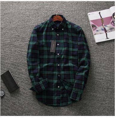 Longsleeve  Flanell Shirt