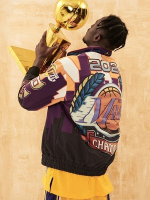 Lakers Kobe Bryant Memorial Championship Bomber Jacket