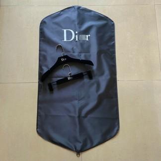 Dior White Suit Bag