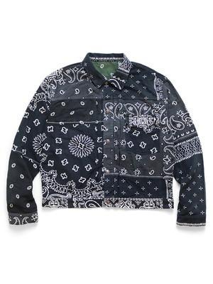 Kapital Reversible Bandana Jacket