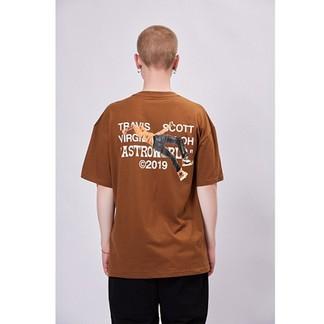 Travis Scott x Virgial Abloh Air Jordan 1 Shirt