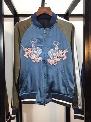 Dior x Sorayama Dinosaur Embroidery Jacket