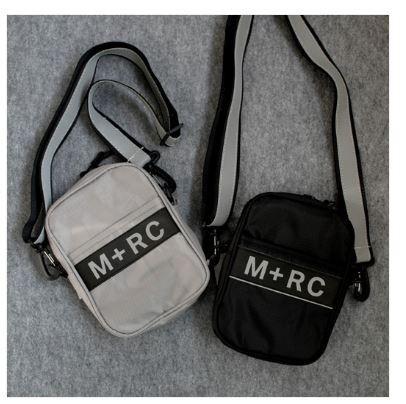 M+RC Reflective Side Bag