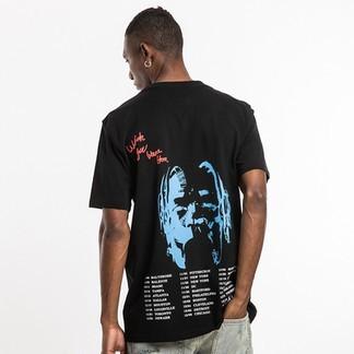 Travis Scott Astroworld Tour T-Shirt