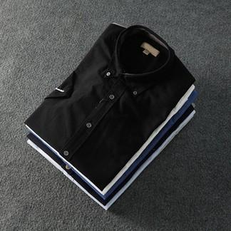 Burberry Short Sleeve Dress Shirt