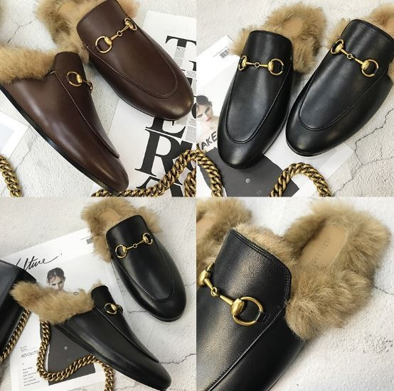 Princetown Dupe W/fur