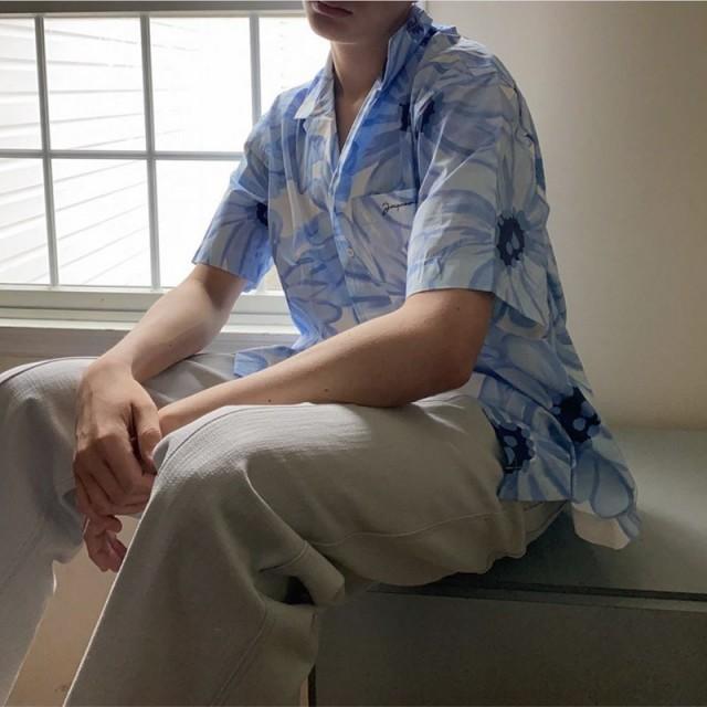 Jacquemus Flower La chemise shirt