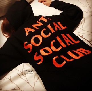 Undefeated x ASSC Hoodie