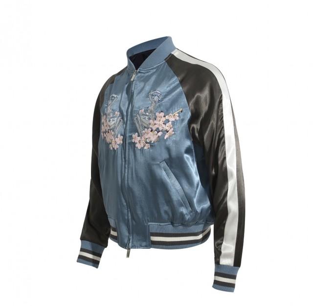 Dior X Sorayama Dinosaur Jacket