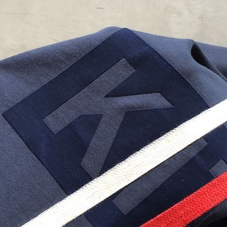 Kith x Moncler Longsleeve Embroidered Shirt