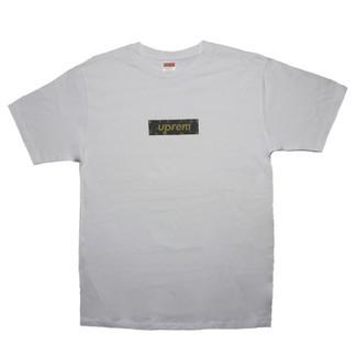 Supreme x Louis Vuitton Monogram Bogo T-Shirt