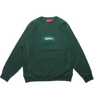 Supreme Bogo Crewneck (Dark Green)