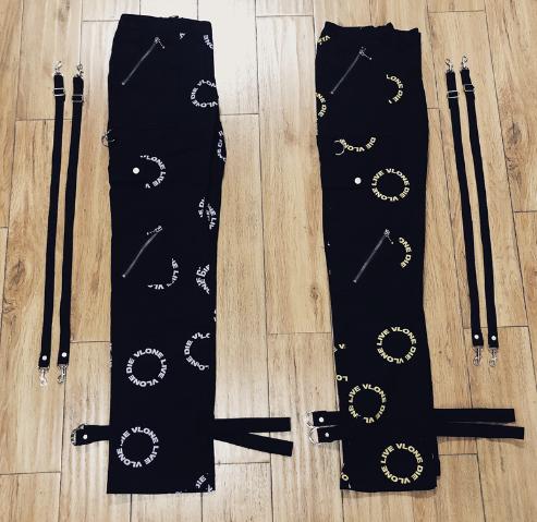 Vlone Bondage Pants