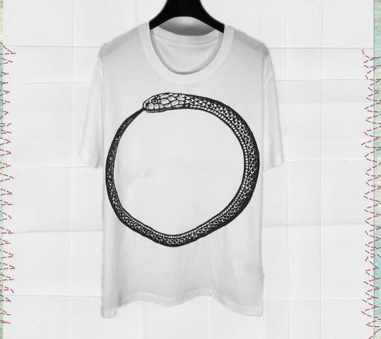 Gucci Oroborros Tshirt