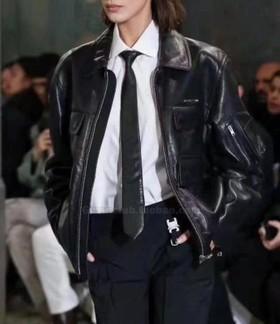 Alyx Leather Jacket