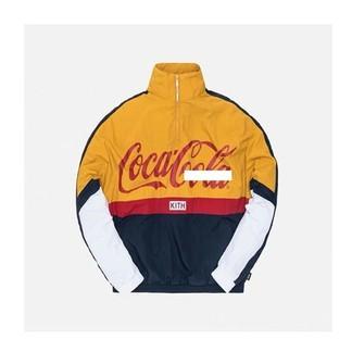 Kith x Coca Cola 1/4 Zip