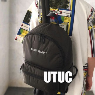 Cav Empt Puffer Bag