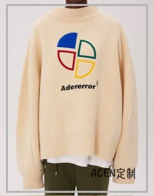 Ader Error Knit Sweater