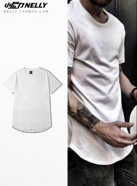 Nelly Basic Layering Tshirt Grey