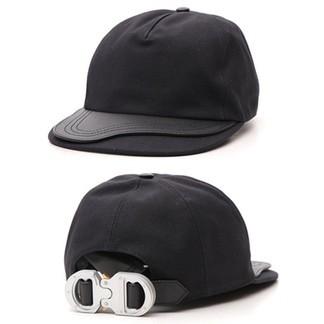 "Dior ""CD"" Buckle Hat"