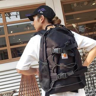 Carhartt Skateboard Holding Backpack