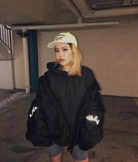 Calabasas Reflective Jacket