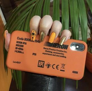 Heron Preston Iphone Case