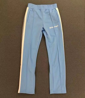 Palm Angels Track Pants (Baby Blue)