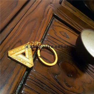 Palace Tri-Ferg Keychain