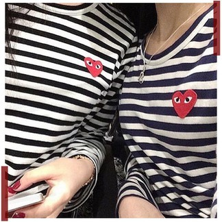 CDG Longsleeve T-Shirt