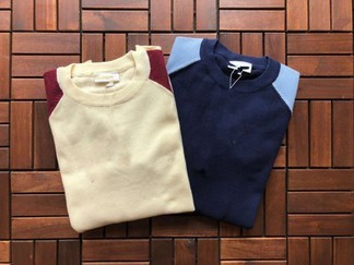 Lacoste Multi-Color Sweater