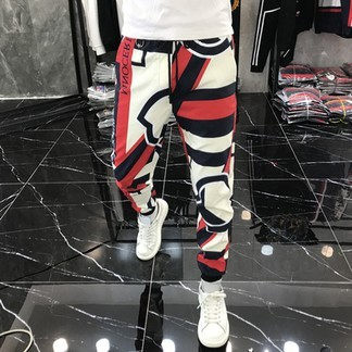 Moncler x Craig Green Color Block Pants