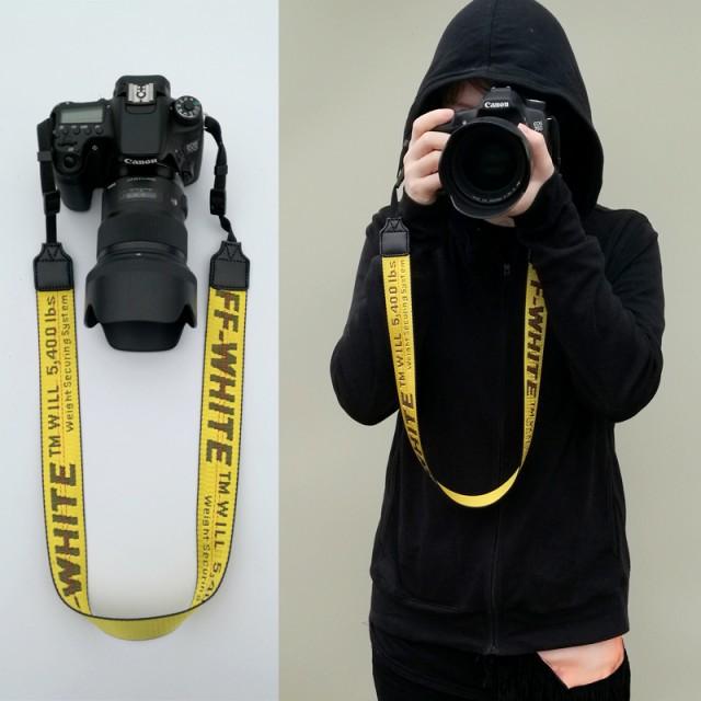OW Camera Strap