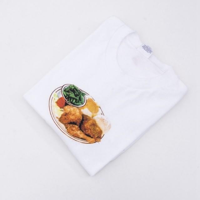 Supreme SS18 Chicken Dinner Tee