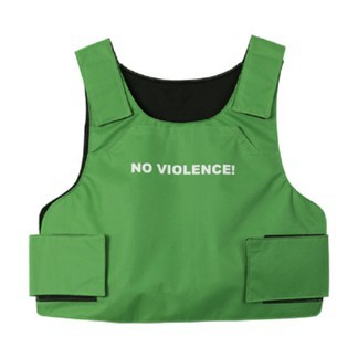 "Golf Wang ""No Violence"" Vest"