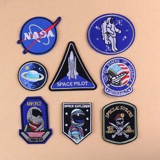 NASA Patches