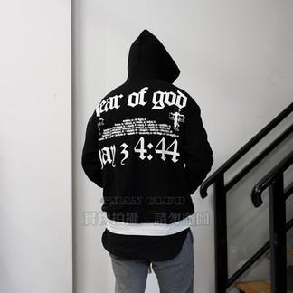FOG x Jay-Z 4:44 Hoodie