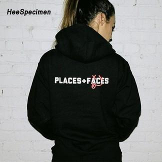 Places + Faces X Saint Woods Hoodie