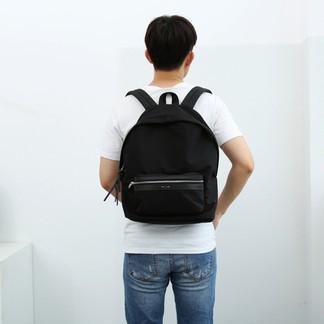 SLP Leather Backpack