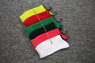 Balenciaga socks x3 White