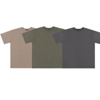 Yeezy Blank T-Shirts (250g) (Season 6)
