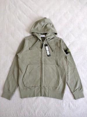 Stone Island Zip-Up Hoodie (60220) (FW19)