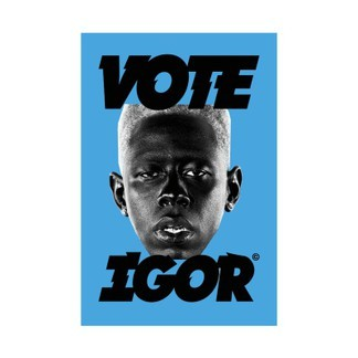 "Golf Wang ""Vote Igor"" Poster"