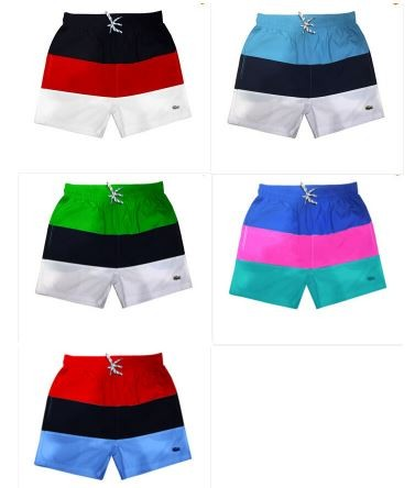 Lacoste swimming shorts