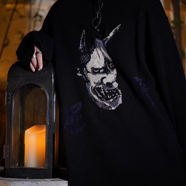 Yohji Demon Sweater