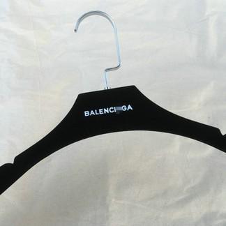 Balenciaga cotton suit bag